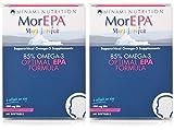 (2 Pack) - Minami Nutrition - MorEPA MIni | 60