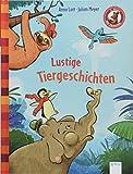 Lustige Tiergeschichten: Der Bücherbär. Kleine Geschichten