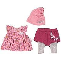 Baby Born - Colección de moda, leggings (Bandai 822180)
