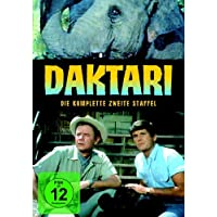 Daktari: Die komplette zweite Staffel [7 DVDs]