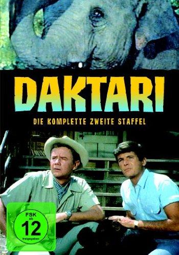 Bild von Daktari: Die komplette zweite Staffel [7 DVDs]