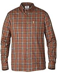 Fjällräven Herren Övik Flannel Shirt Ls Oberhemd