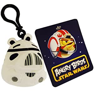 angry birds stormtrooper tasche clip spielzeug. Black Bedroom Furniture Sets. Home Design Ideas