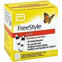 FREESTYLE Lite Teststreifen ohne Codieren 100 St preisvergleich bei billige-tabletten.eu