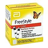 FREESTYLE Lite Teststreifen ohne Codieren 100 St Teststreifen