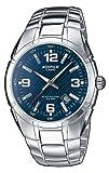 Edifice Casio Herren Armbanduhr EF-125D-2AVEF, blau
