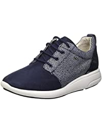 Geox D Ophira a, Zapatillas para Mujer