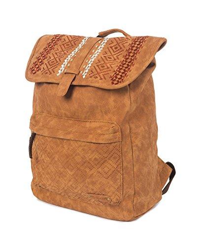 Rip Curl Mujer Hesperia Backpack Mochila, color marrón, tamaño talla única
