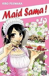 Maid Sama Vol.5
