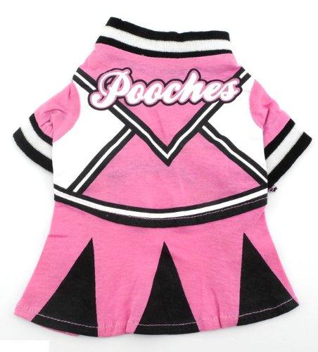 smalllee_lucky_store Kapuzenshirt für Hunde, Aufschrift Spoiled Princess, Rosa - Lucky-jersey Sweatshirt