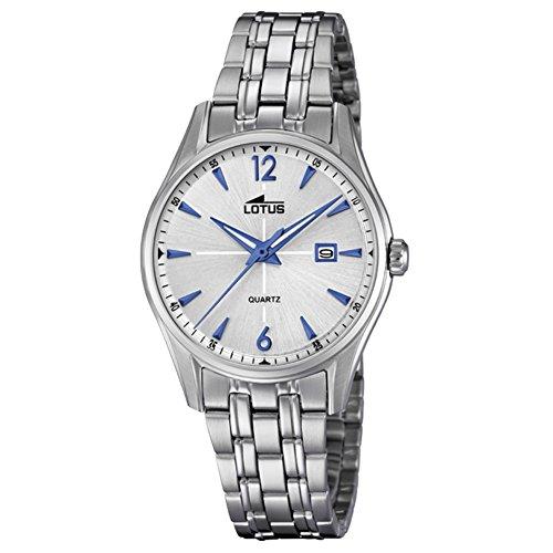 Lotus reloj mujer Klassik Stahlband klassisch 18377/1
