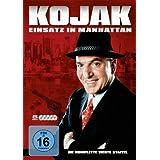 Kojak - Einsatz in Manhattan: Die komplette vierte Staffel / Kojak - Season 4