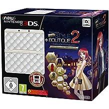 New Nintendo 3DS - Konsole, weiß inkl. New Style Boutique 2 + Zierblende