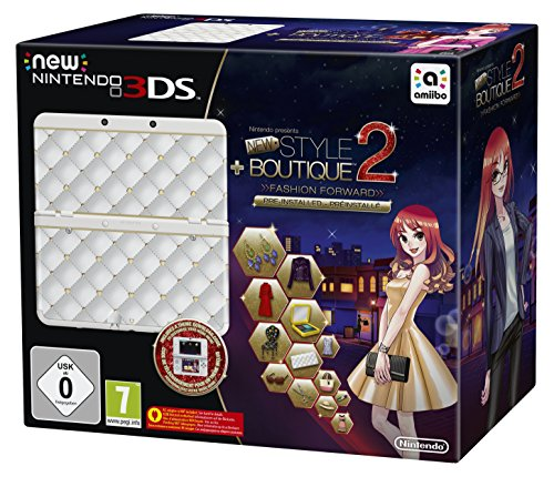 Console New Nintendo 3DS + La nouvelle maison du style : Les Reines de la Mode préinstallé