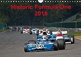 Historic Formula One 2018 (Wandkalender 2018 DIN A4 quer): Szenen aus der FIA Historic Formula One Championship (Monatskalender, 14 Seiten ) (CALVENDO Sport) [Kalender] [Apr 01, 2017] Faber, Markus