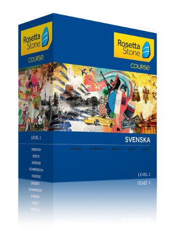 Rosetta Stone Course - Einstiegsniveau Schwedisch Level 1
