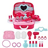 Zerodis Kinder Rollenspiel Spielküche Arztköffer Wartung Werkzeugbox Kosmetikkoffer Pädagogisches Spielzeug Geburtstag Weihnachtsgeschenk für Jungen Mädchen(#4)