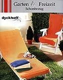 Dyckhoff Gartenstuhl-Schonbezug, Grün, 60 x 130 cm