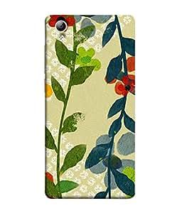 Fuson Designer Back Case Cover for Vivo Y51 :: VivoY51L (grow wonder love pyar prem)