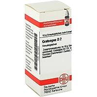 Crataegus D 2 Globuli 10 g preisvergleich bei billige-tabletten.eu