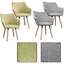 2/4/6/8x Retro   Esszimmerstuhl Tomke, Stühle, Stuhl,