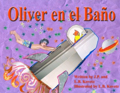 Oliver en el Baño (Oliver in the Bath nº 2) por L.B. Kovetz