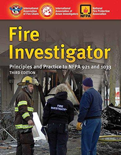 Fire Investigator 3e: Princ &