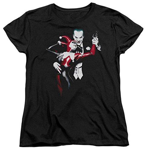 Shirt, Batman, kurzärmlig, Harley und Joker, Größe M ()