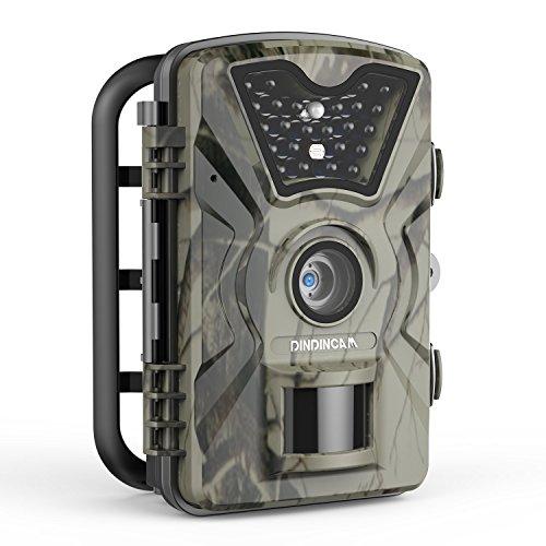 Wildkamera 1080P 12MP 1080P Full HD Jagdkamera...