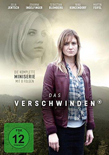 Das Verschwinden [2 DVDs]