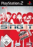 Disney Sing it: High School Musical 3 - Senior Year - [PlayStation 2]