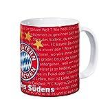 FC Bayern München Sound Tasse + gratis Sticker