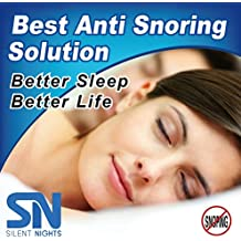 Protector bucal anti-ronquidos Noches Silenciosas – Contra el rechinado de dientes – Protector bucal anti ronquidos – Sin BPA – Satisfacción garantizada