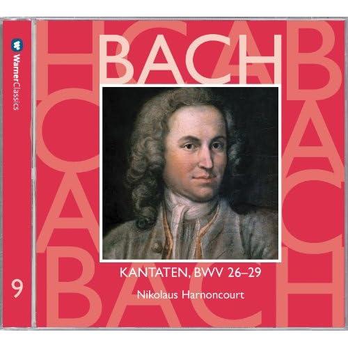 """Cantata No.29 Wir danken dir, Gott, wir danken dir BWV29 : V Aria - """"Gedenk an uns mit deiner Liebe"""" [Boy Soprano]"""
