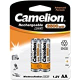 Camelion HR6 Mignon AA 2500mAh Lot de 2