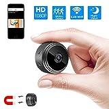 SmartCam Mini WiFi Camera Wireless HD 1080P Indoor Home Small Security Camera,