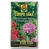 Sustrato de Qualita 'para Azaleas rododendros y plantas Acide de género Compo Sana de unidades de 80litros