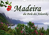 Madeira die Perle des Atlantiks (Wandkalender 2020 DIN A4 quer): Entdecken Sie Madeira. (Monatskalender, 14 Seiten ) (CALVENDO Orte) - M.Polok