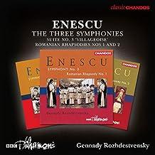 Enescu / the Three Symphonies
