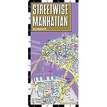 Plan StreetWise Manhattan