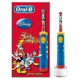 Oral-B Özel Seri Çocuklar İçin Şarj Edilebilir Diş Fırçası, Mickey Mouse