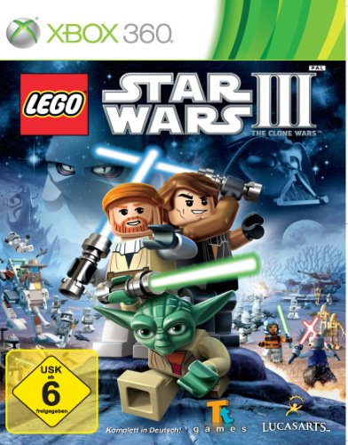 Lego Star Wars III: The Clone Wars (Lego Star Wars Das Videospiel Xbox 360)