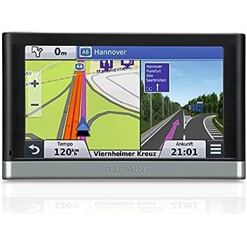 Garmin Nüvi 2557LMT - navigators (Flash, Battery, Lithium-Ion (Li-Ion), USB, TFT, microSD (TransFlash))
