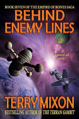 Behind Enemy Lines (Book 7 of The Empire of Bones Saga) (English Edition)