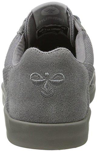 Hummel Cross Court Canvas, Sneakers Basses Mixte Adulte Gris (Frost Grey)