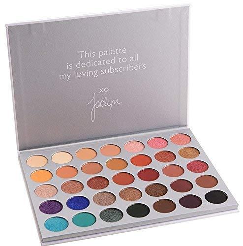 Morphe ed The Jaclyn Hill Eyeshadow Palette 25 Ml (Grey)