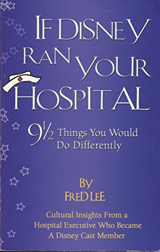 pdf books if disney ran your hospital things you