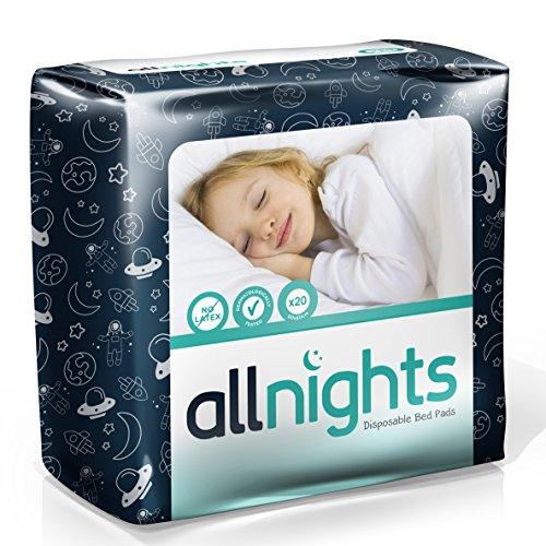 drylife tutte le notti Bambini Tappetini proteggi materasso usa e