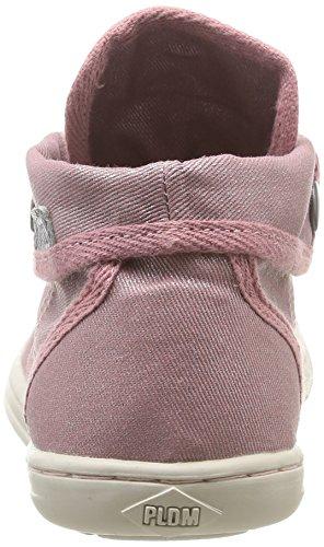 PLDM by Palladium - Letty Mtl, Sneaker Unisex – Bambini Rosa (Rose (Old Rose))