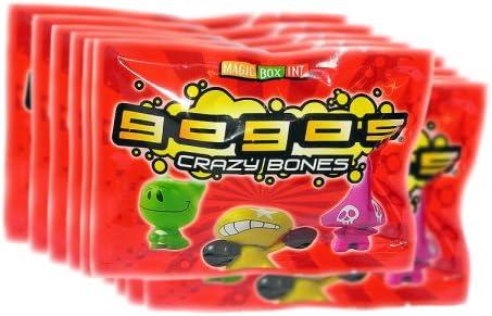 Gogo's Crazy Bones - 10 paquets  1 1 1 gratuit   Soyez Bienvenus En Cours D'utilisation  c7c50c